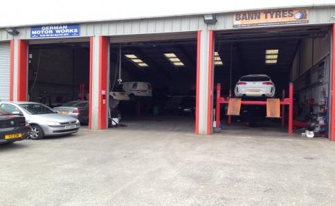 German Motor Works Garage Services In Belfast