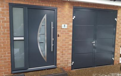 Ace garage doors garage doors in macclesfield for 10 x 7 garage door prices
