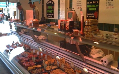 Paul S Butchers Culmore Rd In Derry A Comprehensive