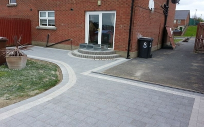 T C Paving And Landscaping Landscapers In Newtownabbey