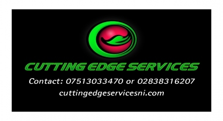 Cutting Edge Services Landscapers in Portadown