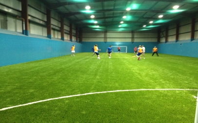 Seagoe 3g Sports Indoor Football In Portadown