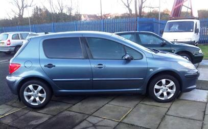 Used Car Dealers Falkirk
