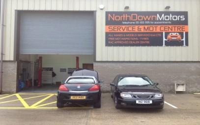 North Down Motors Garage Services In Bangor