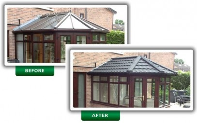 Geoghegan Conservatory Conversions In Maghera A