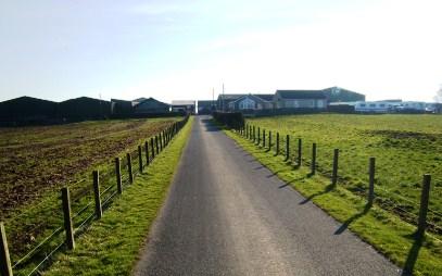Mosshall Farm Caravan Park West Lothian